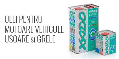 Ulei Xado. Ulei sintetic, semisintetic sau mineral pentru motor autoturism camion motocicleta sau barca