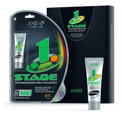 tratament XADO 1 STAGE TRANSMISII MECANICE MAXIMUM AMC