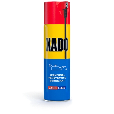Spray Xado lubrifiere